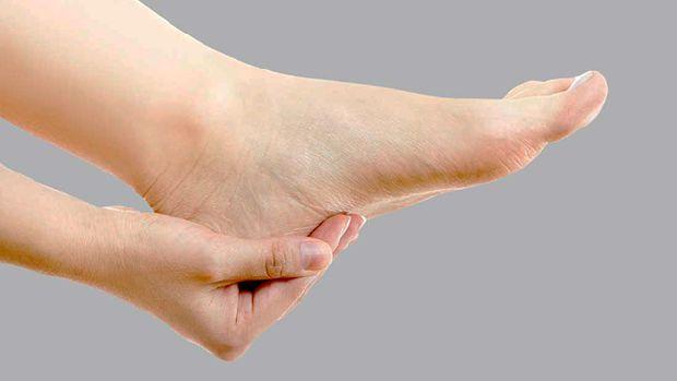 lapos lábak és ízületi gyulladás kezelése