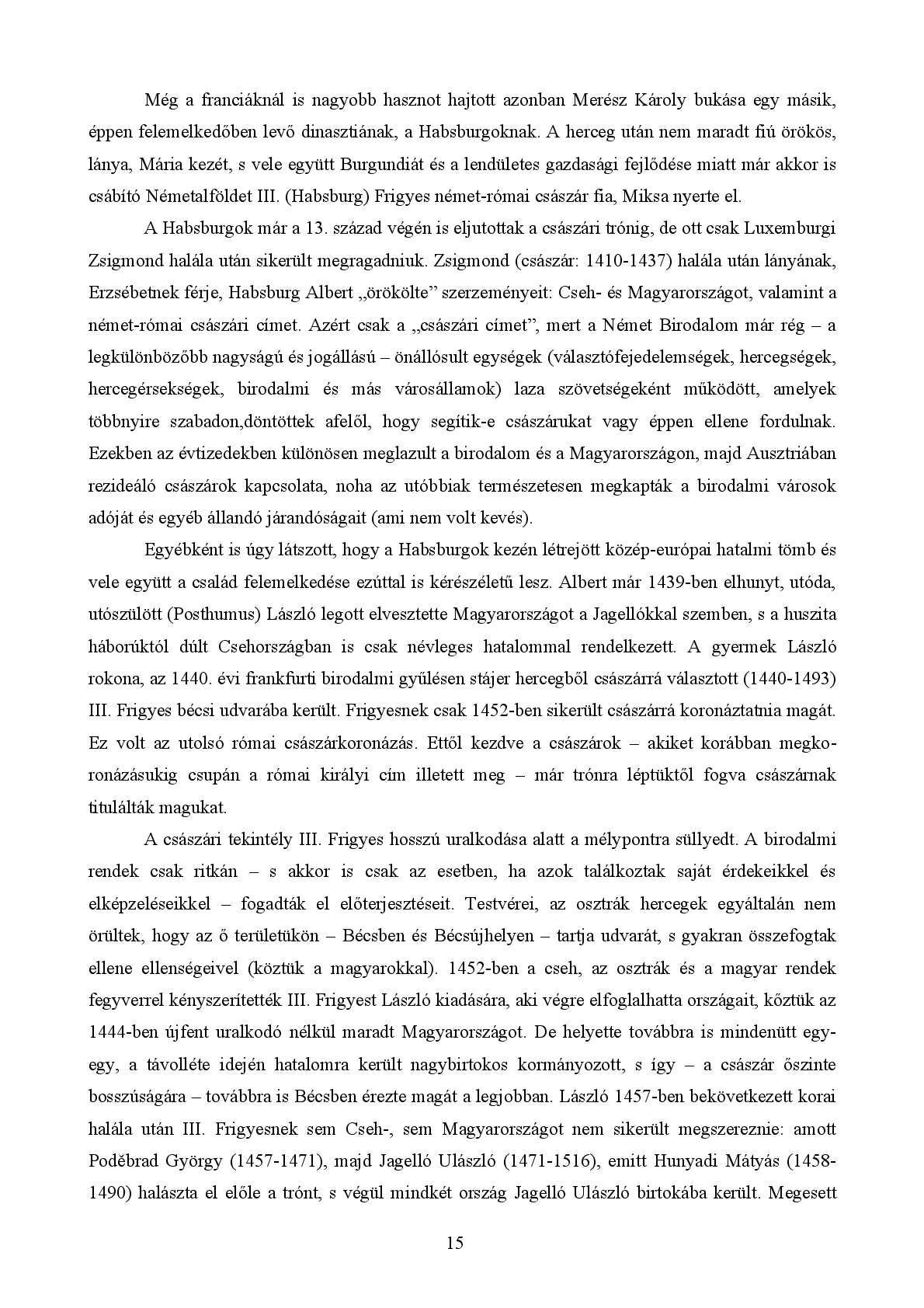 A Magyar Ferences Könyvtár szerkezete