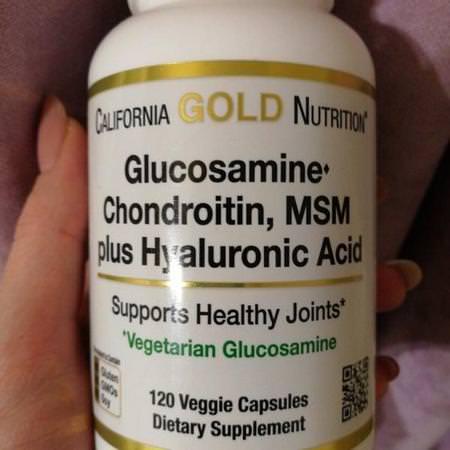 california gold nutrition glucosamine chondroitin review)