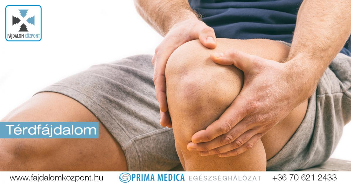 térdízületi fájdalmak áttekintése)