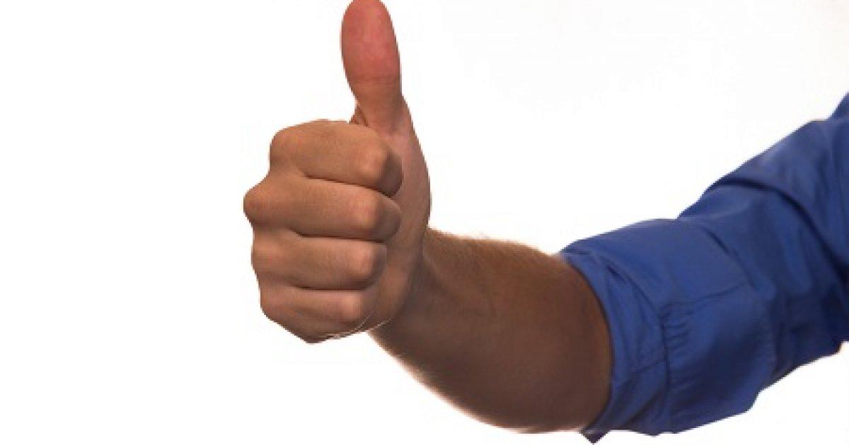 a csuklóízület és az ujjak károsodása