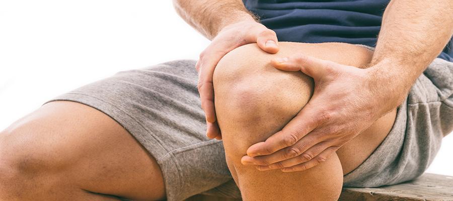 a térd fájdalomcsillapításának enyhítése