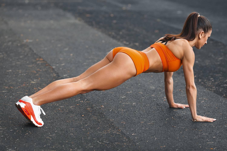 Így csináld helyesen a fekvőtámaszt