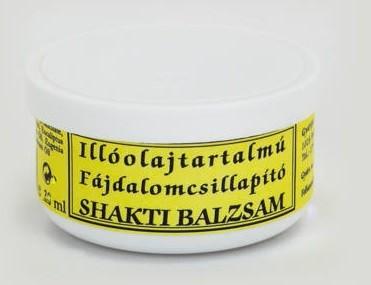 Tulasi Shakti balzsam 42 ml - Speciális krémek - Tudatos Háztartás - Ökokuckó webáruház