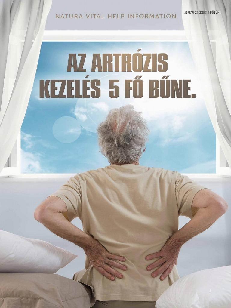 artrózis kezelés költsége)