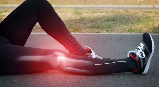 fájó térdfájdalom edzés után