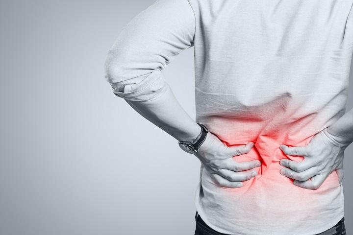 a csípőízület megcsípett ideget fáj