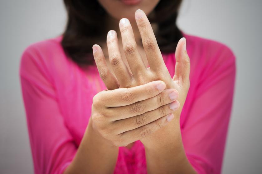 ízületi gyulladás esetén a kéz zsibbadni kezd ízületek és szalagok készítményei árak
