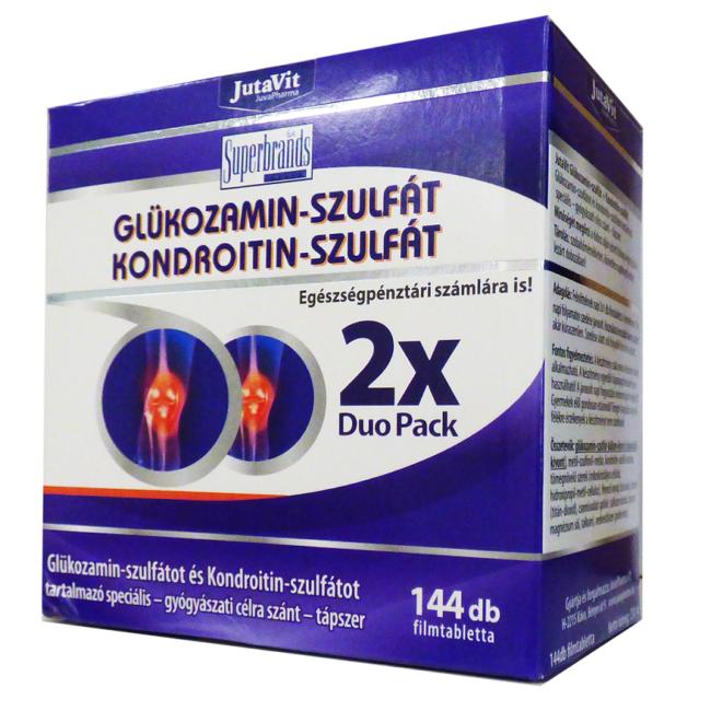 diklovit kondroitin és glükózamin alkalmazásával