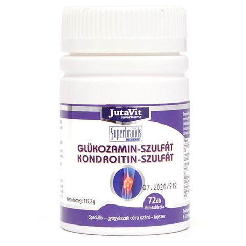 kondroitin glükózaminnal donyeckben