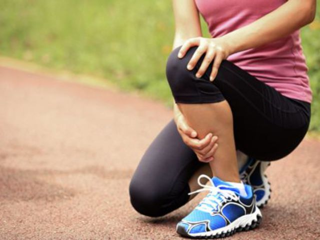 térd fáj a futás után