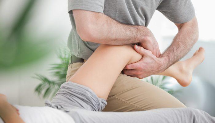 a térd posztraumás ízületi gyulladásának kezelése