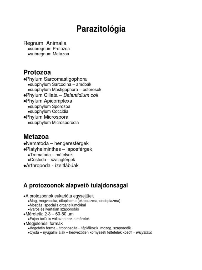 ízeltlábúak használati útmutatója ár-ellenőrzés injekciók)