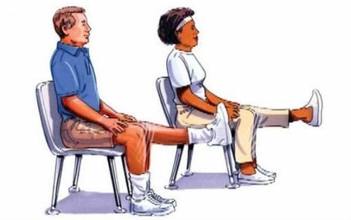 szimulátor a térd artrózisának kezelésére