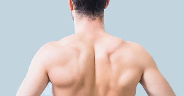 fáj a hátam a jobb lapocka alatt)
