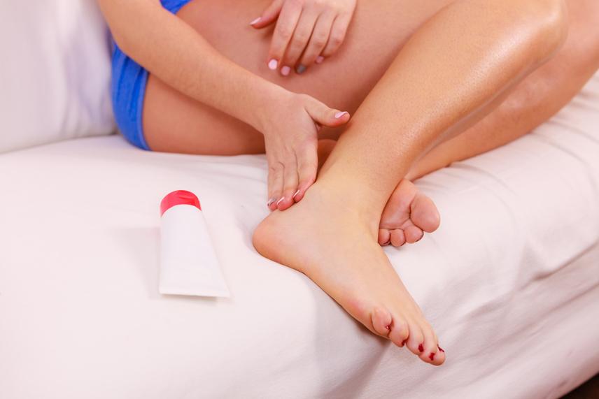 a láb ízületi gyulladása felülről)