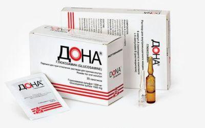 don ízületek kezelésére szolgáló készítmények a gerinc ízületeinek gyulladása okoz