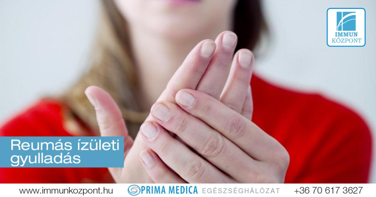 miért fájnak reggel az ujjak ízületei