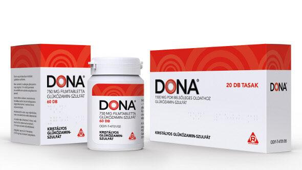 kondroitin-szulfát és glükozamin artrózis kezelésére)