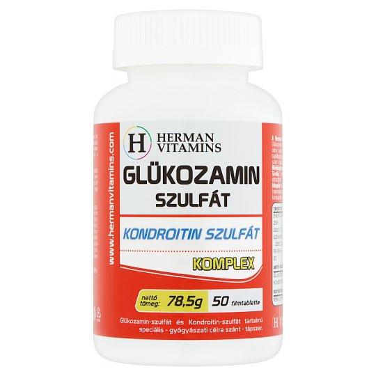kondroitin-szulfát-glükozamin)