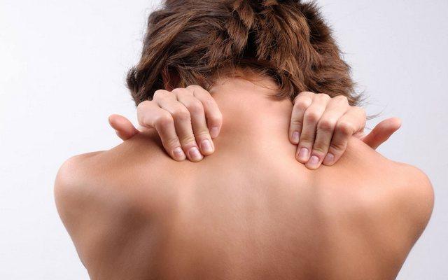 A nyak és a torok csontritkulása - Osteochondrosis -