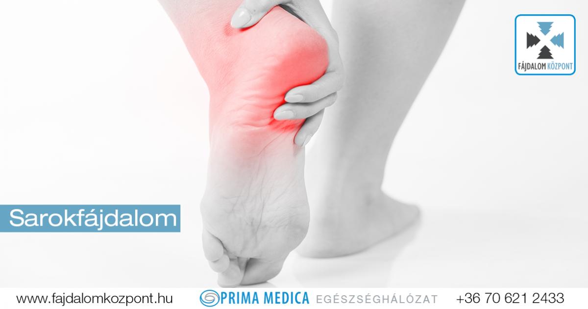 a különféle ízületek viszont fájnak lábfájdalom az ízületnél a saroknál