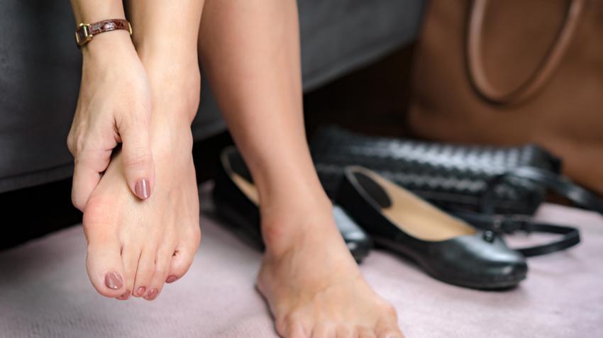 a nagy lábujj ízülete valóban fáj