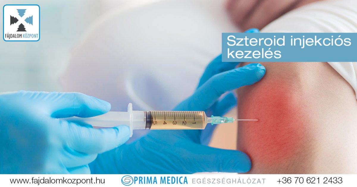 injekciók csípőfájdalomra
