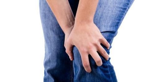 térdízületek zsibbadása csípőízületi gyulladás nőkben