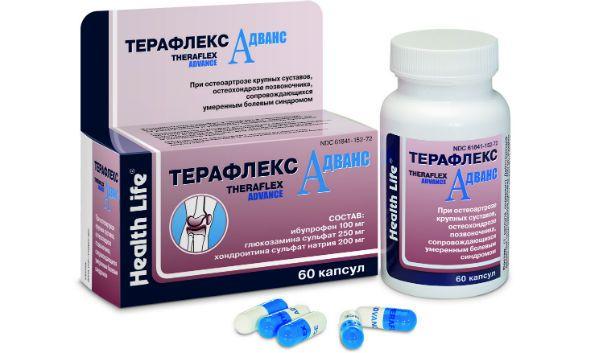 ízületi gyógyszer teraflex advance ár