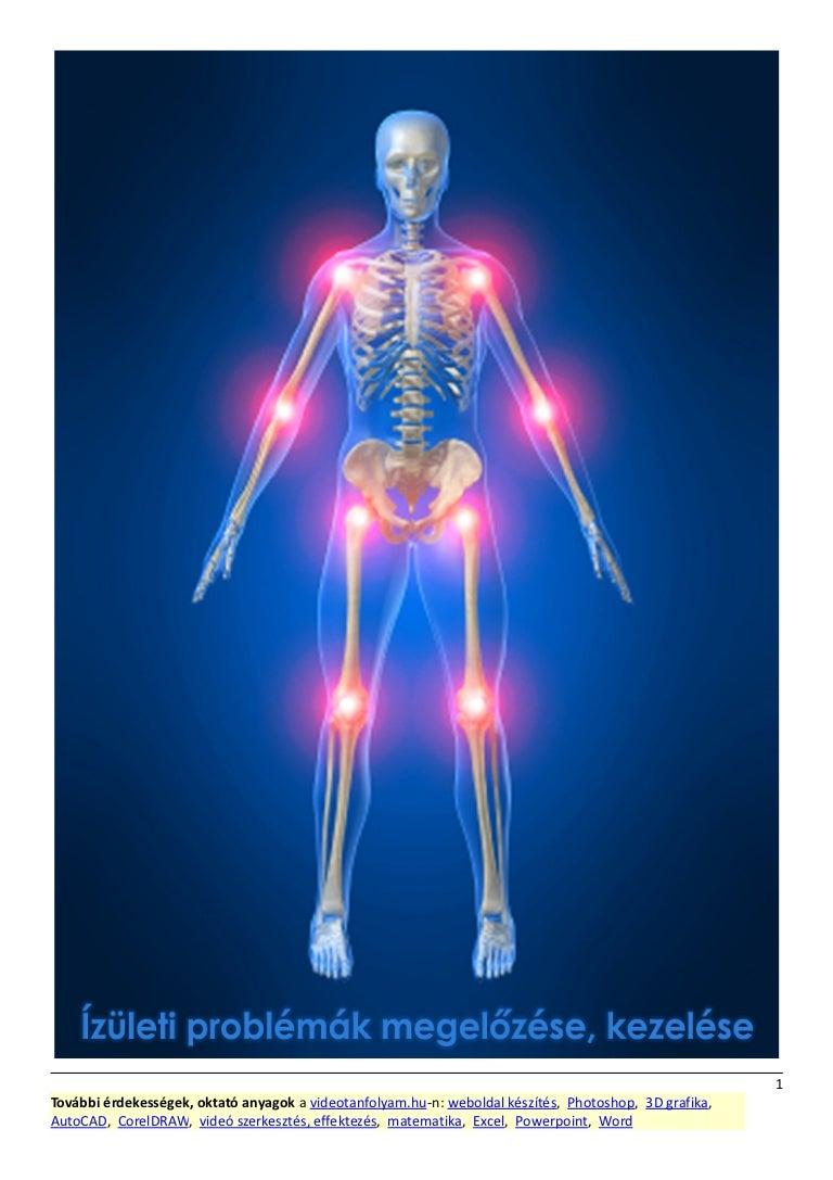 artrózis kezelése 1 evőkanál.)