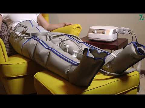 vibrációs masszázs a térd artrózisában
