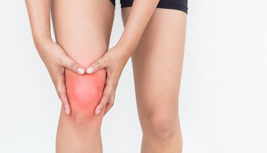 fájdalom a térdízület punkciója során