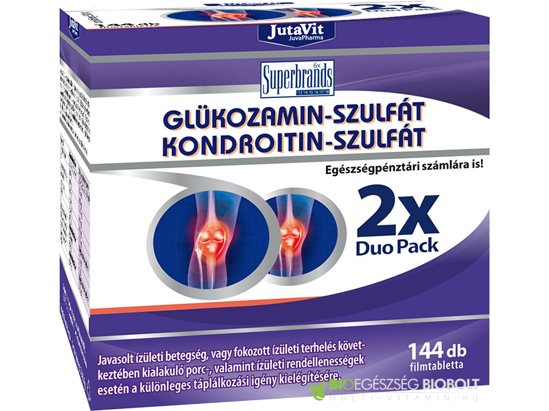 kondroitin és glükozamin komplex)