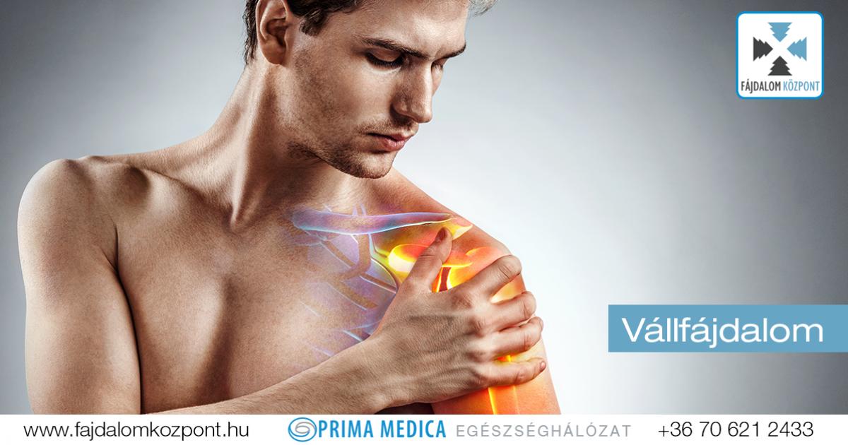 A váll és a váll sérülései: tünetek és kezelés - Hörghurut July