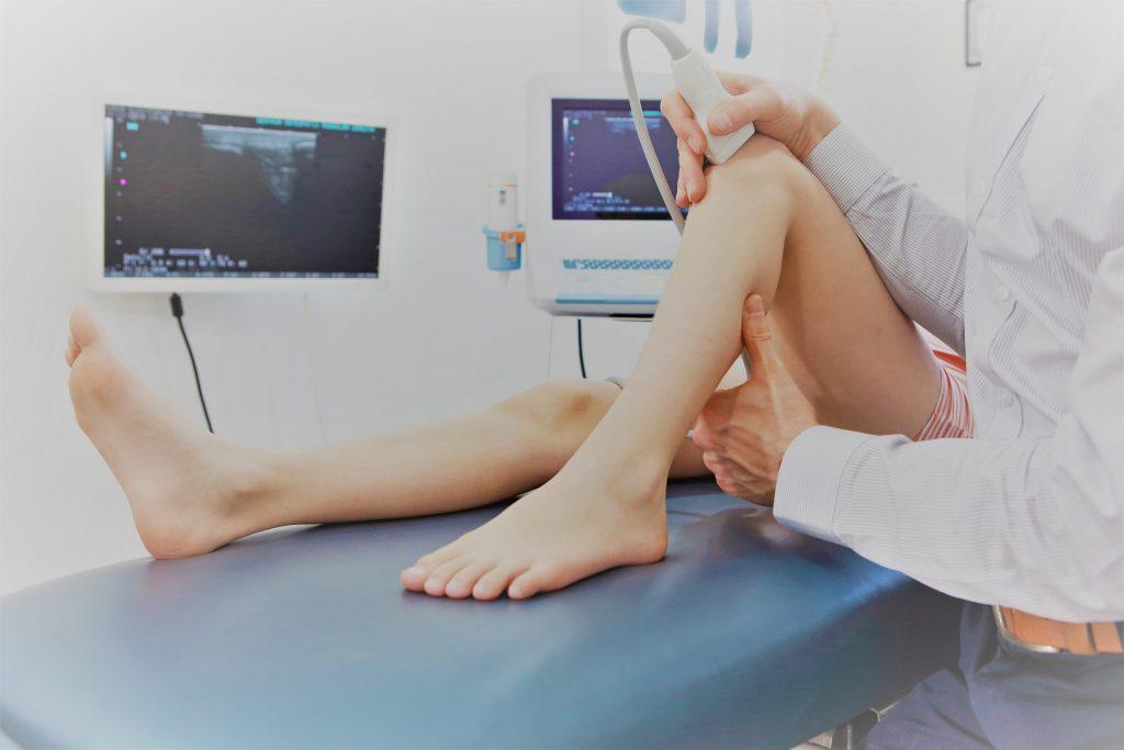 Ízületi ultrahang vizsgálat
