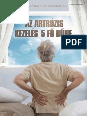 artrózisos denas kezelése