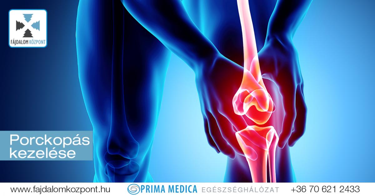 artrózis a térdízület kezelésében
