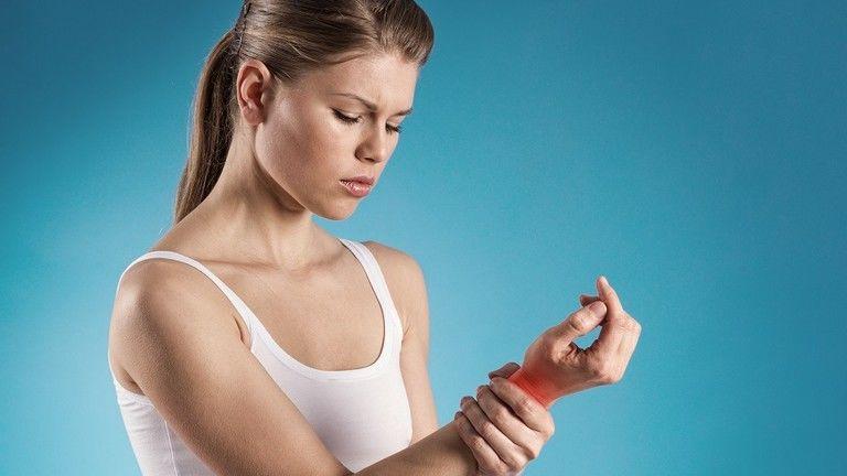 hogyan lehet enyhíteni a fájdalmat ízületi zúzódásokkal
