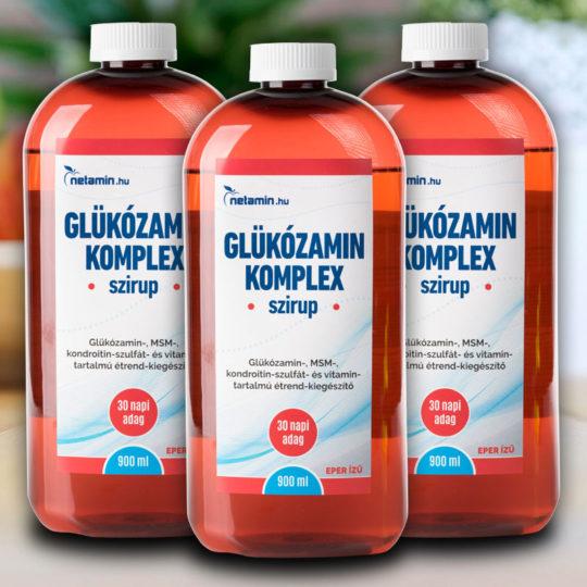 kondroitin és glükozamin ízületi gyulladásban)