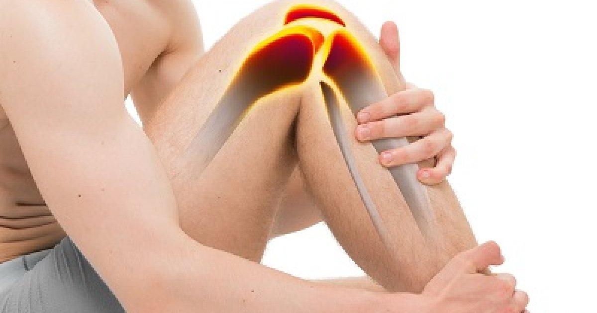 a jobb térdízület fájdalma a jobb oldalon