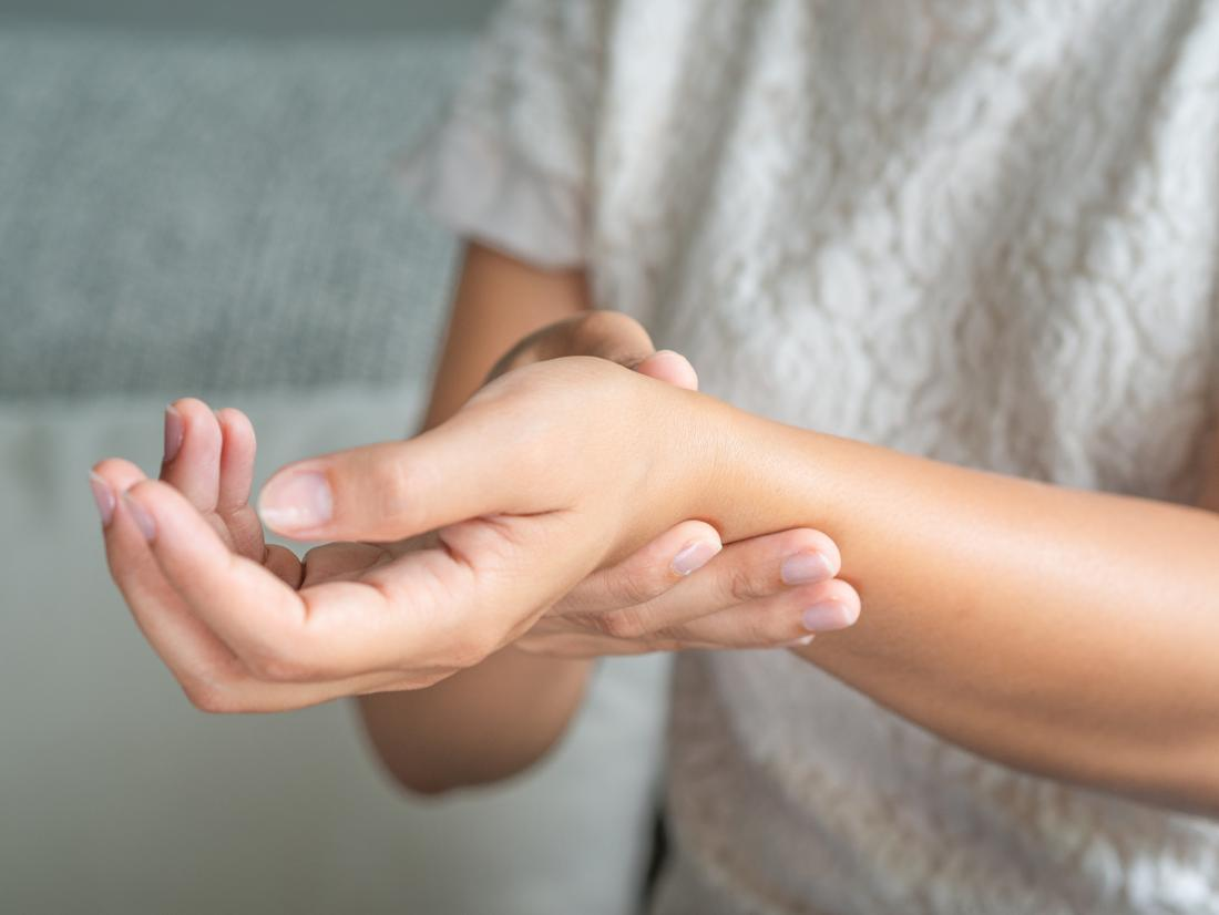 a kéz ízületi gyulladása hogyan kezelhető