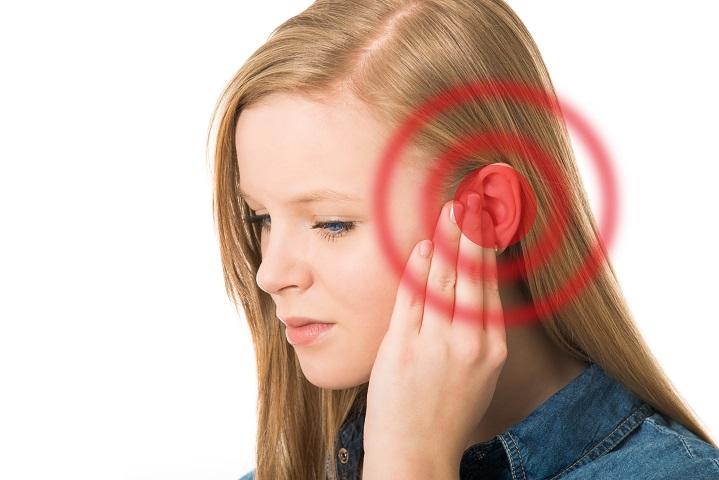 ízületi gyulladás a fülben