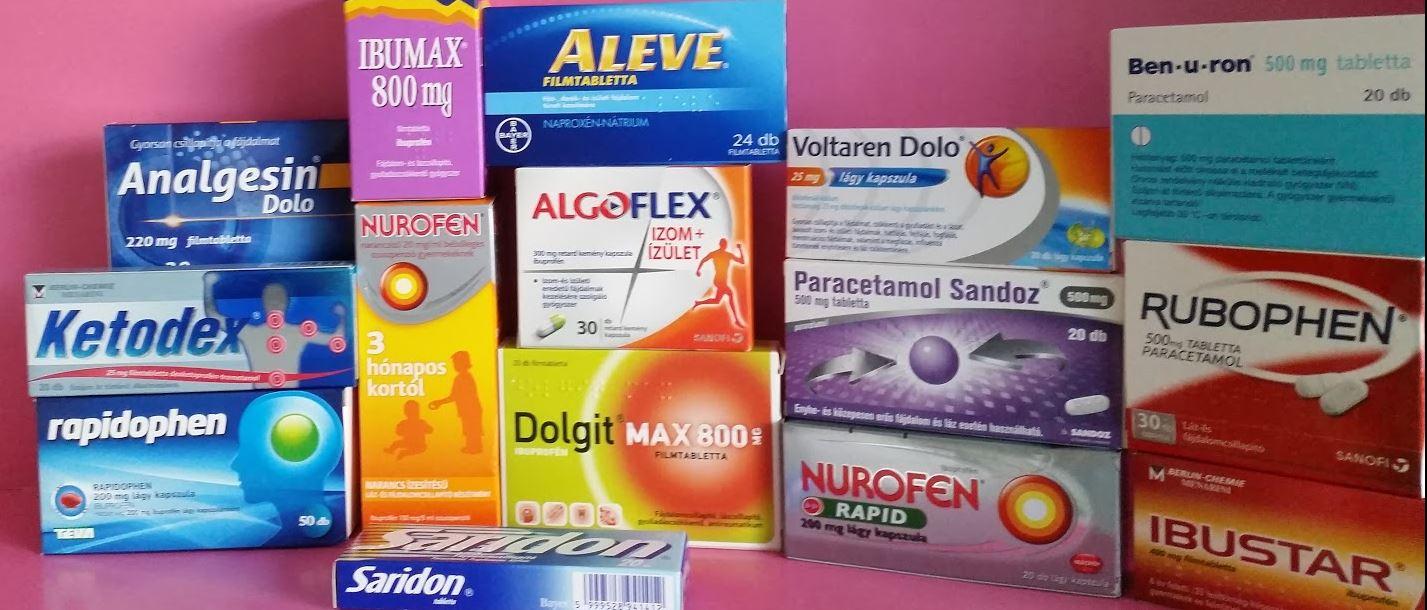 gyógyszerek izületi fájdalom ampulla)