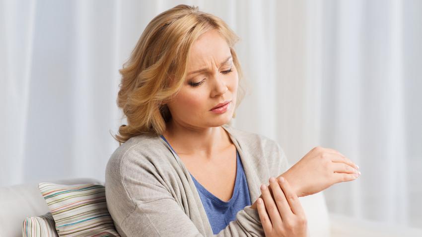 ízületi károsodás a fájdalom csökkentése érdekében)