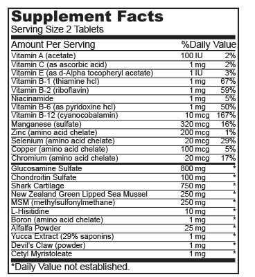 kezelési idő glukózaminnal és kondroitinnal