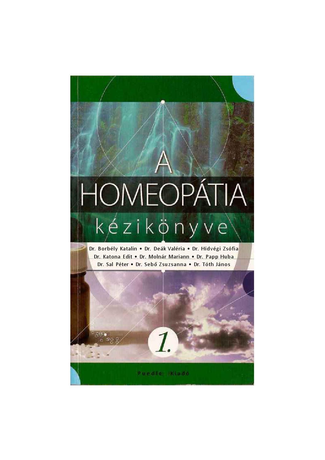 homeopátiás gyulladáscsökkentő szerek ízületekre
