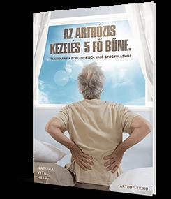 hatékony artróziskezelés