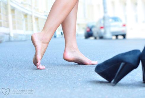 a lábak karjainak ízületei)