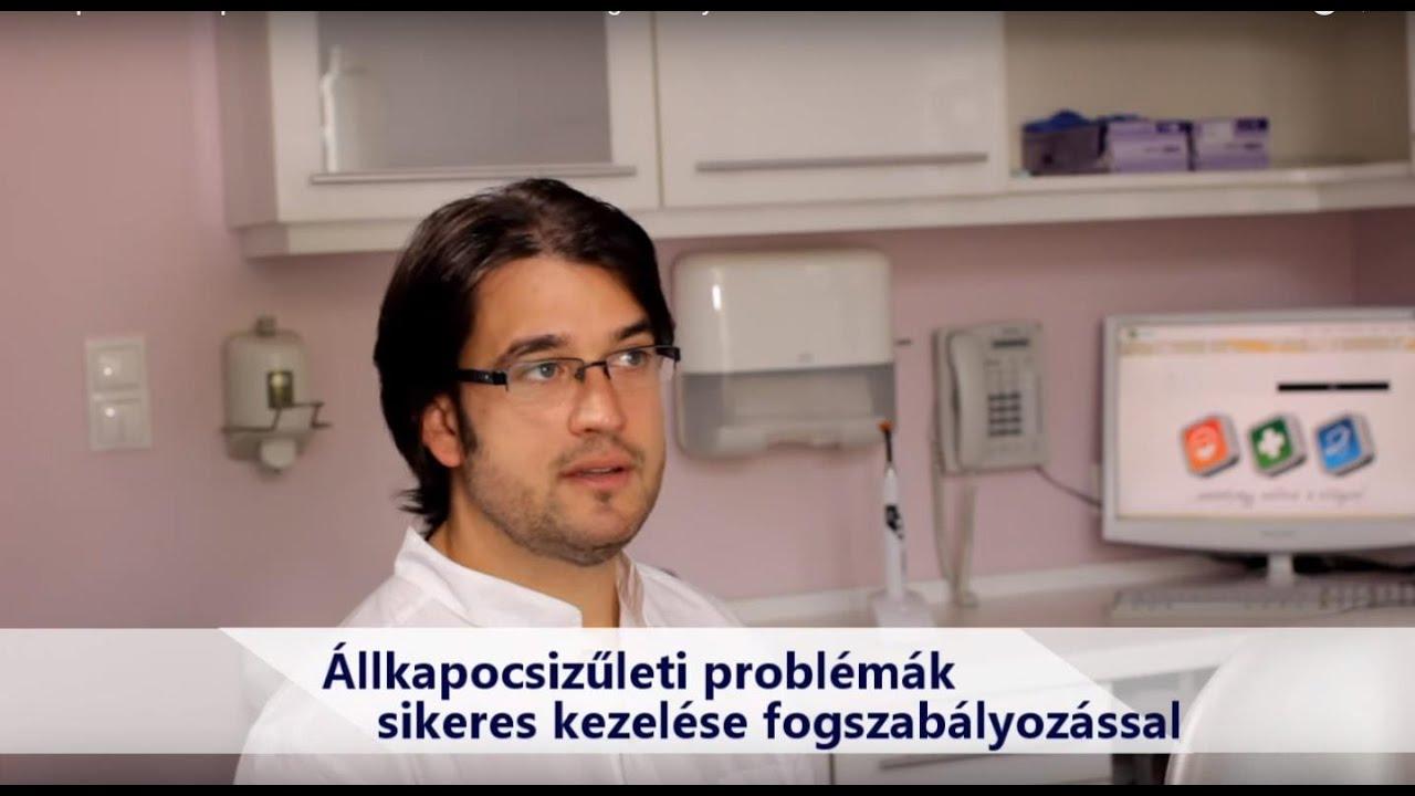 állkapocs-ízületi kezelés